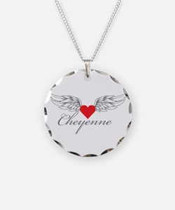 Angel Wings Cheyenne Necklace