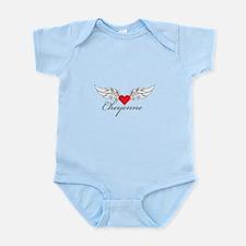 Angel Wings Cheyenne Body Suit