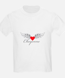 Angel Wings Cheyenne T-Shirt
