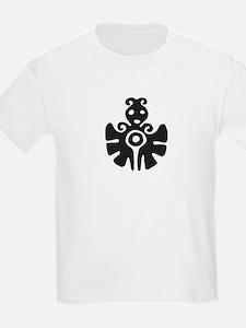 Aztec Butterfly Kids T-Shirt