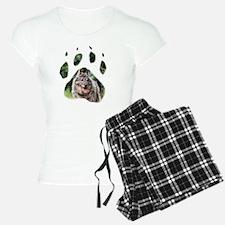Wolfiepaw large Pajamas