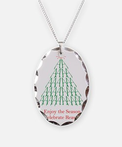 atheistCard Necklace