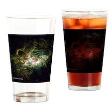 NGC 604 Giant Stellar Nursery small Drinking Glass
