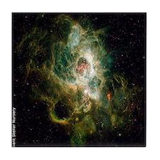 NGC 604 Giant Stellar Nursery ipad Tile Coaster