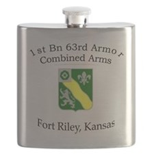 1st Bn 63rd AR Flask