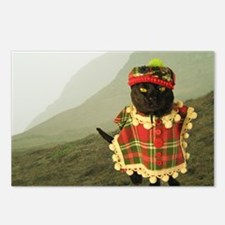 Jan/lickycat2/Scottish Postcards (Package of 8)
