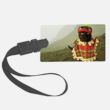Jan/lickycat2/Scottish Luggage Tag
