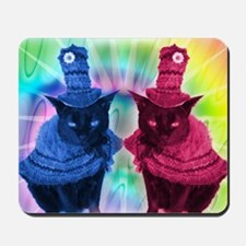 April2/lickycat2/Mad Hatter Mousepad