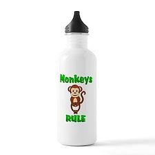 monkeyrule Water Bottle
