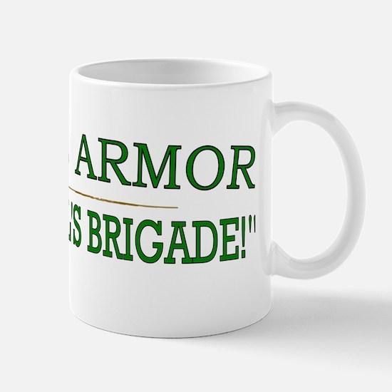 1st Bn 63rd AR cap2 Mug