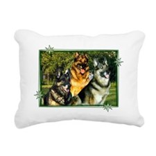 Kaiser-jessta-quintamug Rectangular Canvas Pillow