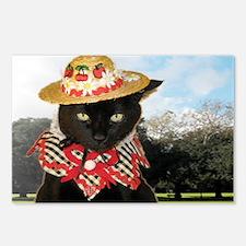 June/lickycat2/Country Li Postcards (Package of 8)