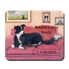 here are my cushions? cover pic Mousepad