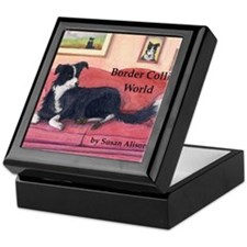 here are my cushions? cover pic Keepsake Box
