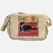 here are my cushions? cover pic Messenger Bag