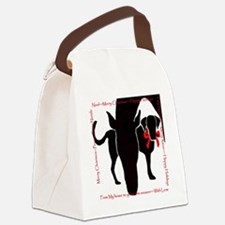 Holiday! Canvas Lunch Bag
