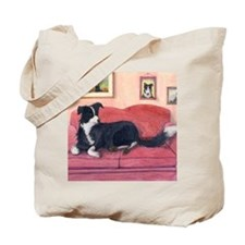 Where are my cushions? Tote Bag