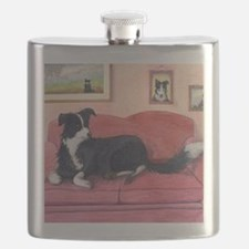 Where are my cushions? Flask