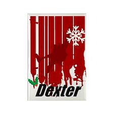 dexter-stocking Rectangle Magnet