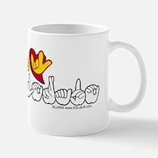 COstateFlagILYbs Mug
