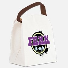 Funk it up Canvas Lunch Bag