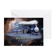 Believe Greeting Card