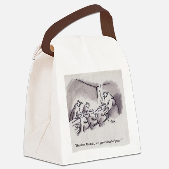 sci42009a Canvas Lunch Bag