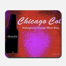 Chicago Cold I Mousepad