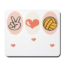 WaterPoloPLDkT Mousepad