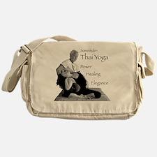thai_tshirt1 Messenger Bag
