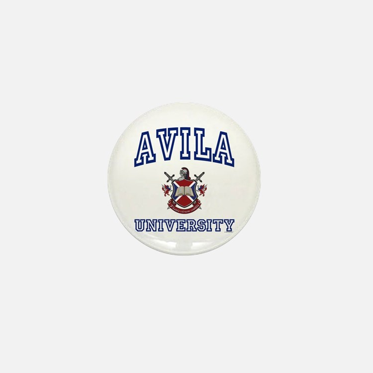 AVILA University Mini Button