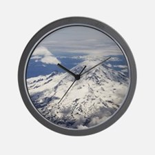 01_rainier Wall Clock