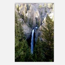 Tower Falls Postcards (Package of 8)