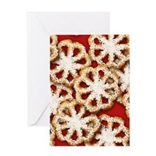 rosettes_j Greeting Card