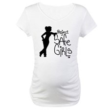 PROJECT SAFE GIRLS LOGO LG WITH  Shirt
