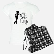 PROJECT SAFE GIRLS LOGO LG  Pajamas