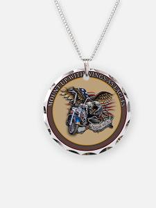CB10 EAGLE BIKE Necklace