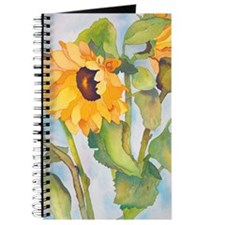 sunflowers ipad Journal