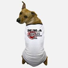 MMA teeshirt: touch me, first lesson i Dog T-Shirt