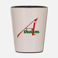 Atheism4 Shot Glass