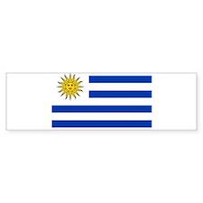 Uruguay Bumper Bumper Sticker