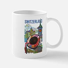 Swiss Alps Coffee Mugs | Swiss Alps Travel Mugs - CafePress