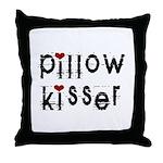 Pillow Kisser Throw Pillow