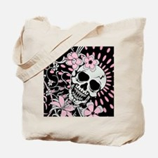 Vintage Skull IPAD Tote Bag