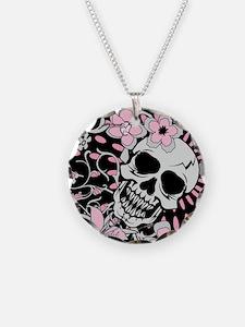 Vintage Skull IPAD Necklace
