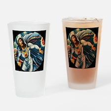 Spaceman Jesus Large Drinking Glass