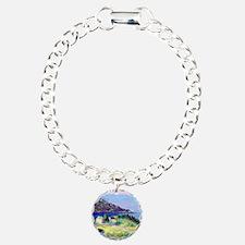 misland_edited-2 Charm Bracelet, One Charm