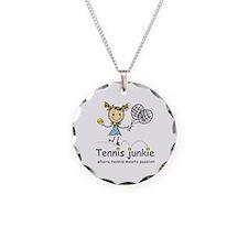 tennis_junkie2 Necklace