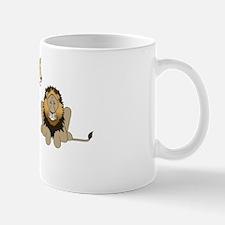 LionGroupdark Mug