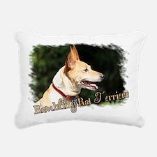 cafepressdog photos - Pa Rectangular Canvas Pillow